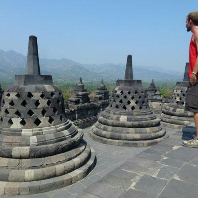 Templos Borobudur y Prambanan. 2 maravillas en Yogyakarta, Indonesia