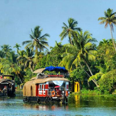 10 razones de peso para viajar a Kerala – India