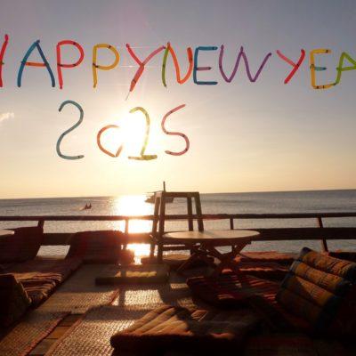Fin de Año en la isla paradisiaca de Koh Lanta en Tailandia. ¡Mágico!
