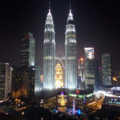 Kuala Lumpur: Un cumpleaños muy especial con las Torres Petronas de testigo