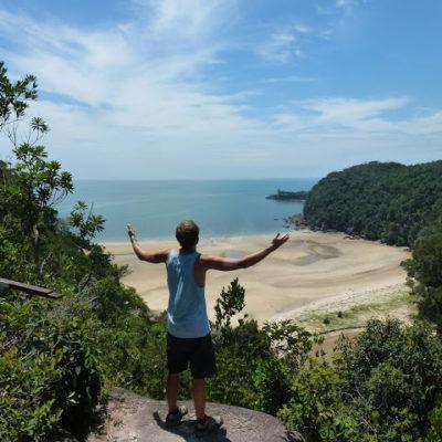 Kuching y el Parque Nacional de Bako. Imprescindible en Borneo