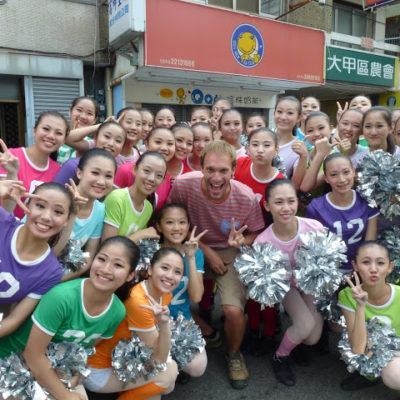 Taiwan a dedo: Taichung y el Festival Mazu de Dajia. ¡Una locura!