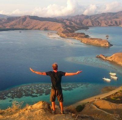 Komodo: Paraíso entre dragones, paisajes de película y buceo con mantas raya