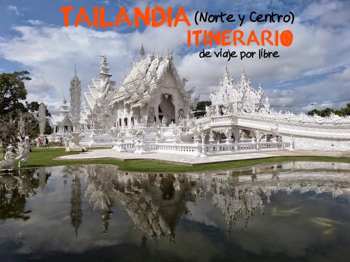 itinerario tailandia norte centro mi aventura viajando portada
