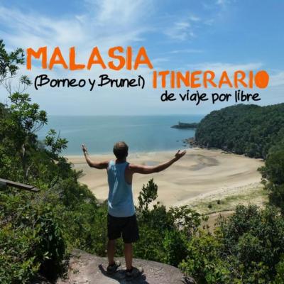 mi aventura viajando itinerario malasia borneo portada 3