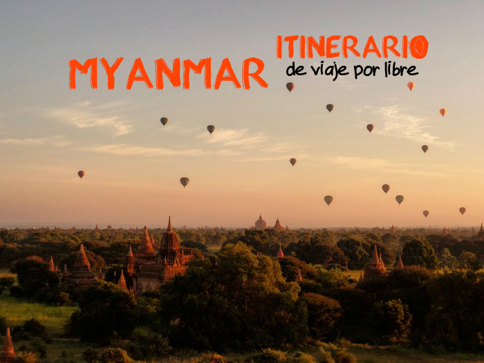 portada myanmar itinerario mi aventura viajando