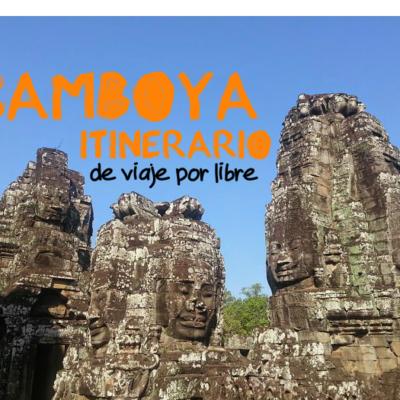 Camboya: Itinerario de viaje por libre
