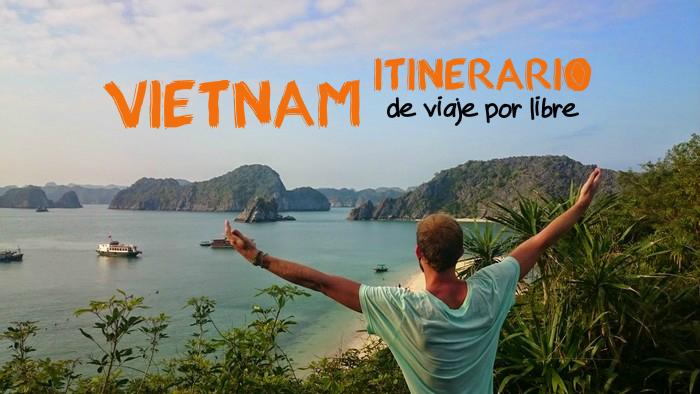 itinerario vietnam mi aventura viajando portada 2