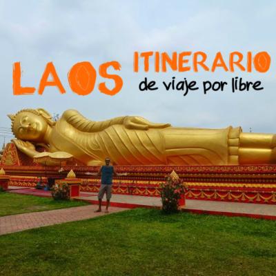 Laos: Itinerario de viaje por libre