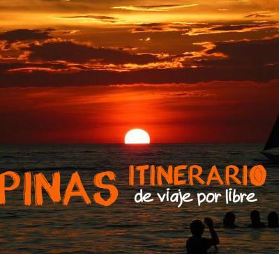 Filipinas: Itinerario de viaje por libre