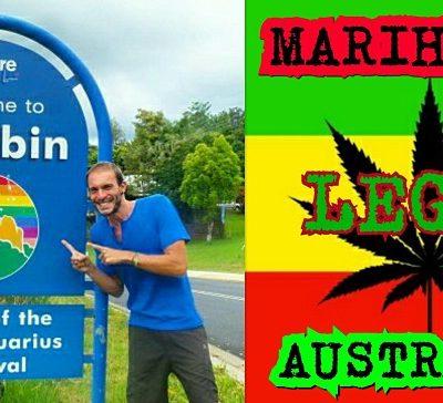 Nimbin: Marihuana legal en este pueblo hippie australiano