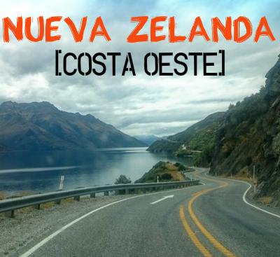 La Costa Oeste de Nueva Zelanda: Queenstown, Glaciares Fox y Franz Josef, Pancake Rocks y Cape Foulwind