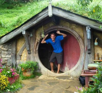 ¡Hobbiton existe! El set (real) de rodaje de El Señor de los Anillos y El Hobbit en Nueva Zelanda