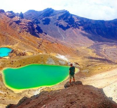 Tongariro (o Mordor): Paisajes de otro planeta en Nueva Zelanda