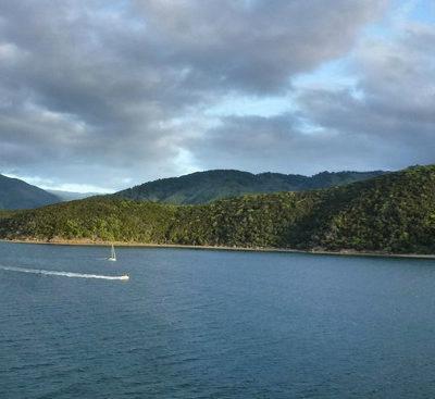 Wellington y el maravilloso cruce en ferry entre las islas norte y sur de Nueva Zelanda