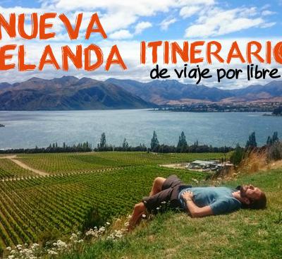 Nueva Zelanda: Itinerario de viaje por libre