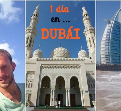 Escala de 1 día en Dubái: ¿Qué ver y cómo hacerlo sin gastar (casi) nada? ¡Con hotel, comida y traslado gratis!