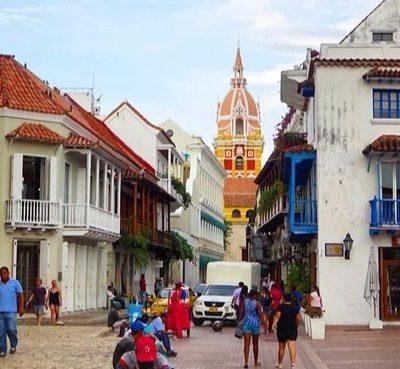 Cartagena de Indias: Una explosión de colores en Colombia