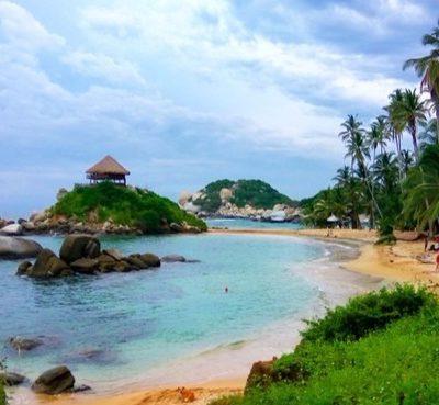 El Parque Tayrona, Taganga y Palomino. La espectacular costa caribeña de Colombia