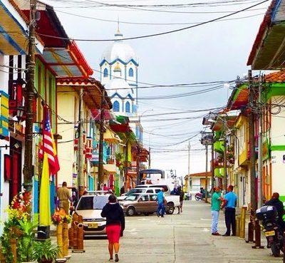 Valle del Cocora, Salento, Filandia y Pereira: El Eje Cafetero de Colombia