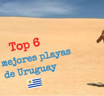 Top 6: Las mejores playas de Uruguay