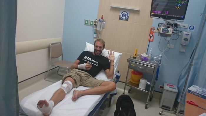hospital mi aventura viajando descuento seguro viaje