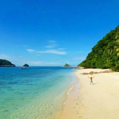 Kapas: Posiblemente la mejor isla de Malasia. ¡Bienvenidos al paraíso!