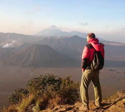 Monte Bromo: ¿Cómo ver gratis y por libre el amanecer y el cráter? Un volcán activo de Indonesia