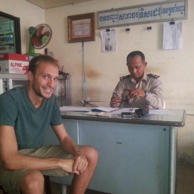 Phnom Penh y la crónica del robo de mi mochila con absolutamente todo lo de valor. ¡Un infierno!