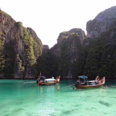 Ko Phi Phi: Una isla paradisiaca