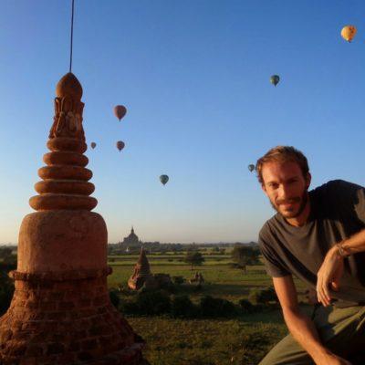 Bagan: La maravilla de Myanmar. ¡Amaneceres, atardeceres y panorámicas espectaculares!