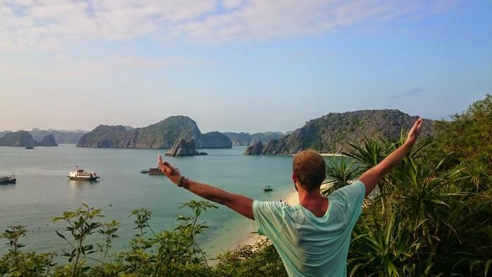 blog halong bay cat ba mi aventura viajando