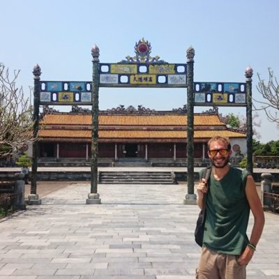 Hue: la Ciudad Imperial de Vietnam. La Ciudadela del siglo XVII
