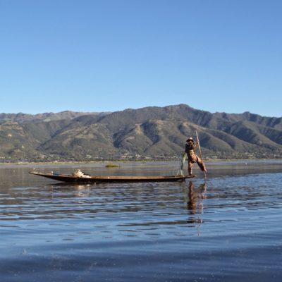 3 días de trekking desde Kalaw hasta el Lago Inle. Paisajes y naturaleza en Myanmar.