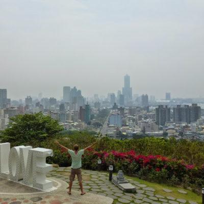 Taiwan a dedo: Kaohsiung, la ciudad del amor. ¡Toda una sorpresa!