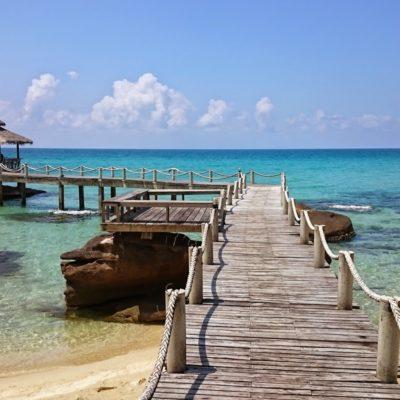 Koh Kood, ¡posiblemente la mejor isla de Tailandia! Virgen, paradisíaca y muy poco turística.
