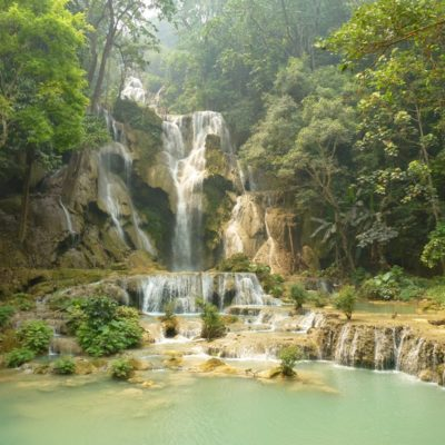 Luang Prabang. El encanto del norte de Laos entre montañas a la vera del Mekong