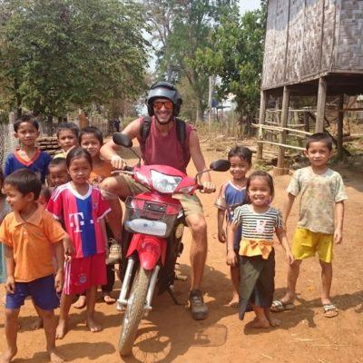 En moto por Laos (parte 1): El Bolaven Plateau ¡Una experiencia auténtica!