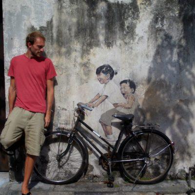 Penang: Una isla con mucho encanto, arte callejero y paraíso culinario ¡Platos deliciosos!