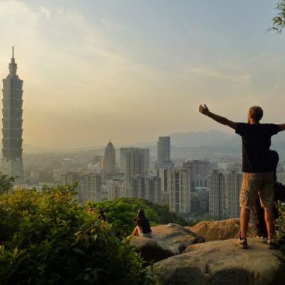 Taiwan a dedo: Taipei, alucinante, visita obligada. ¡Impresionante el Taipei 101!