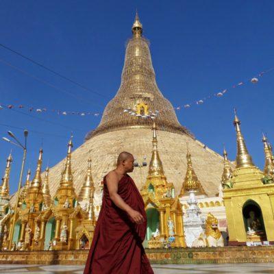 Yangon: La ciudad más importante y antigua capital de Myanmar. Una sorpresa agradable.