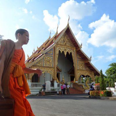 Chiang Mai: La ciudad más completa de Tailandia. ¡Imposible aburrirse!