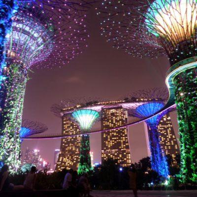 Singapur: ¡Un país alucinante sin gastar casi nada! Mi primera experiencia Couchsurfing.