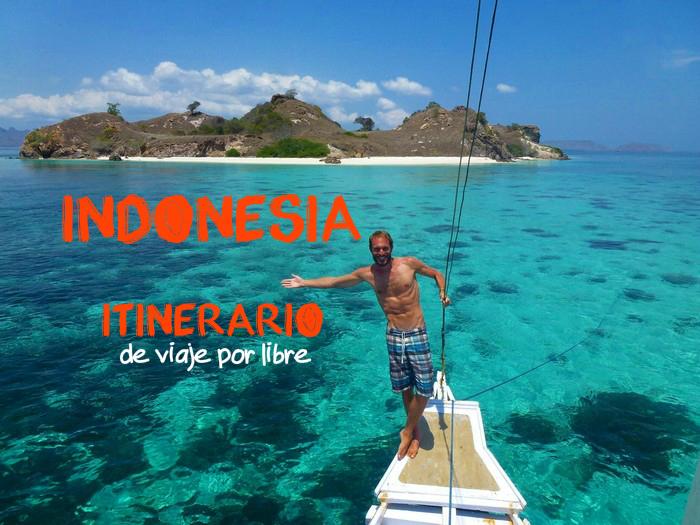 Indonesia: Itinerario de viaje por libre - Mi Aventura