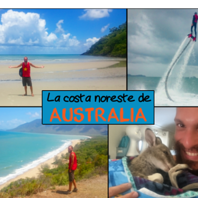 La costa noreste de Australia: Townsville, Cairns, Port Douglas y el Bosque Daintree hasta Cape Tribulation