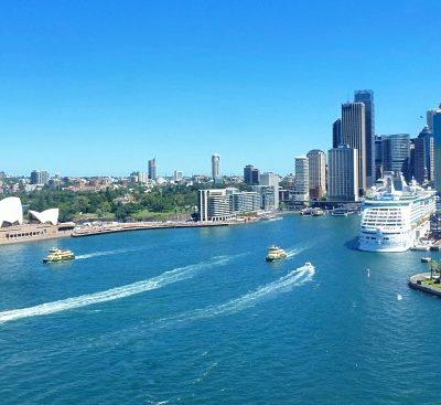 Sydney -Australia- Fin de Año en las antípodas. ¡Sueño cumplido!
