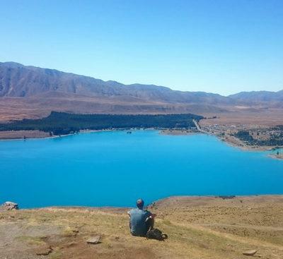 Lagos Tekapo y Pukaki: Azul eléctrico casi irreal en Nueva Zelanda