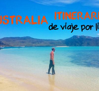 Australia: Itinerario de viaje por libre