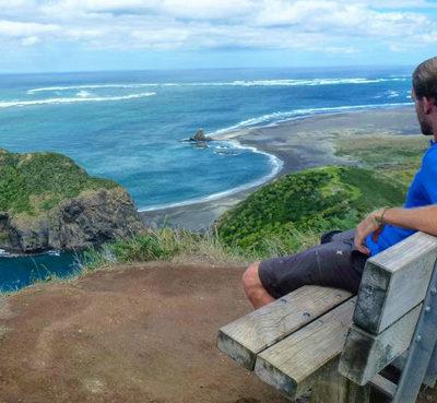 Las playas Whatipu, la costa virgen desconocida de Auckland – Nueva Zelanda