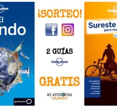 """¡Sorteo! GRATIS 2 Guías """"El Mundo"""" y """"Sureste Asiático"""" de Lonely Planet"""